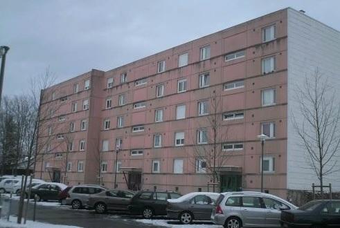 Réhabilitation de 30 logements bâtiment m1 43 à 47 rue de la combe